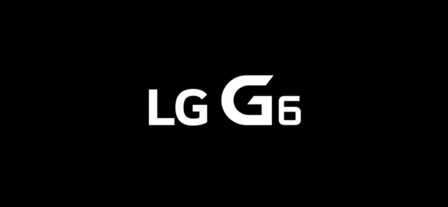 LG G6 logo official