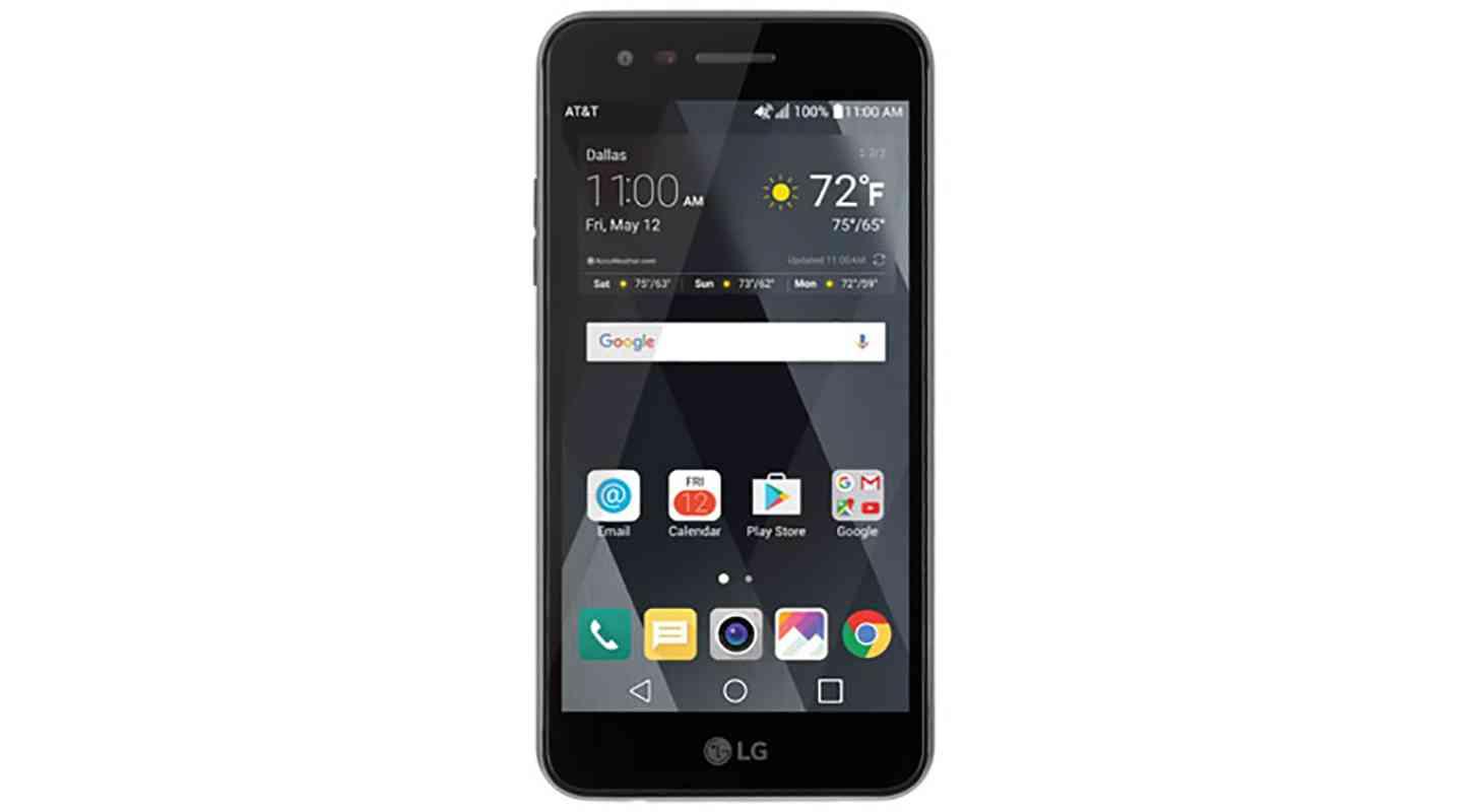 LG Phoenix 3 AT&T GoPhone prepaid official
