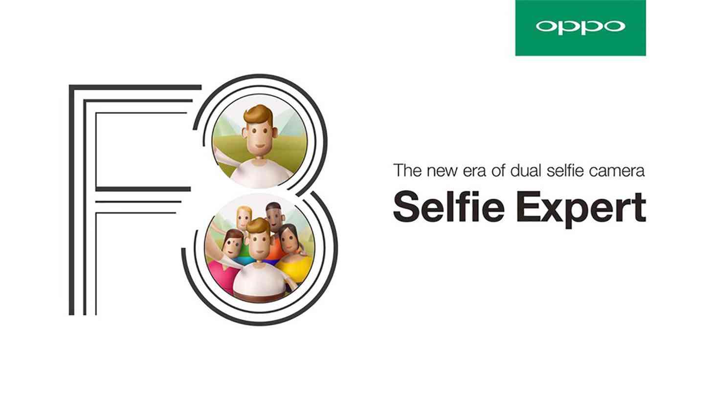 Oppo F3 Plus dual selfie camera teaser