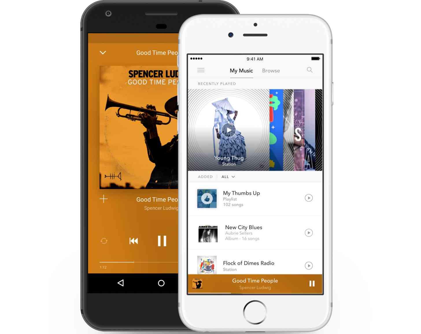 Pandora Premium service