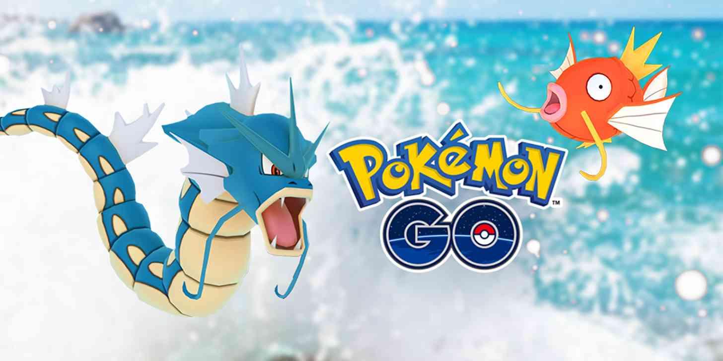Pokémon Go Water Festival official