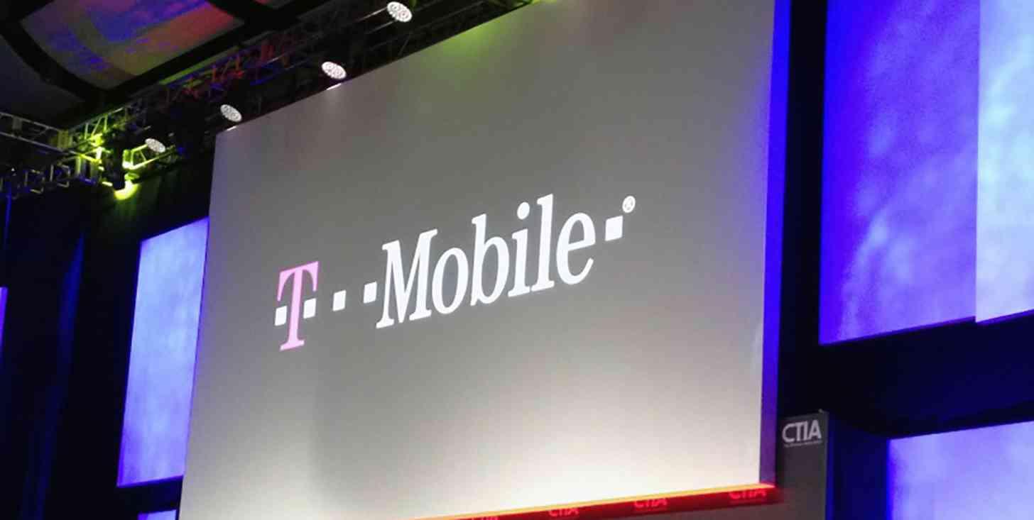 T-Mobile logo CTIA 2011