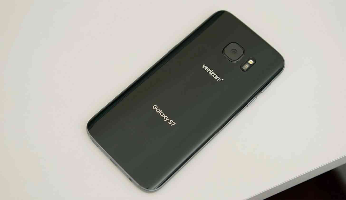 Verizon Samsung Galaxy S7 hands-on review