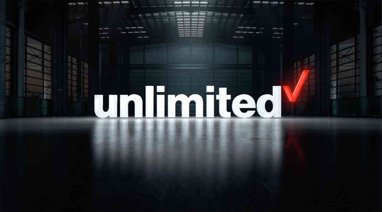 Verizon Unlimited plan logo