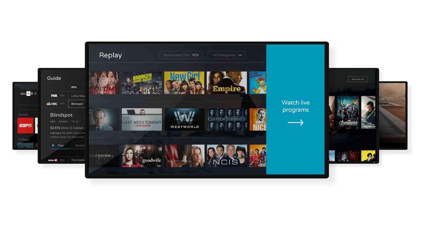 C Spire TV apps