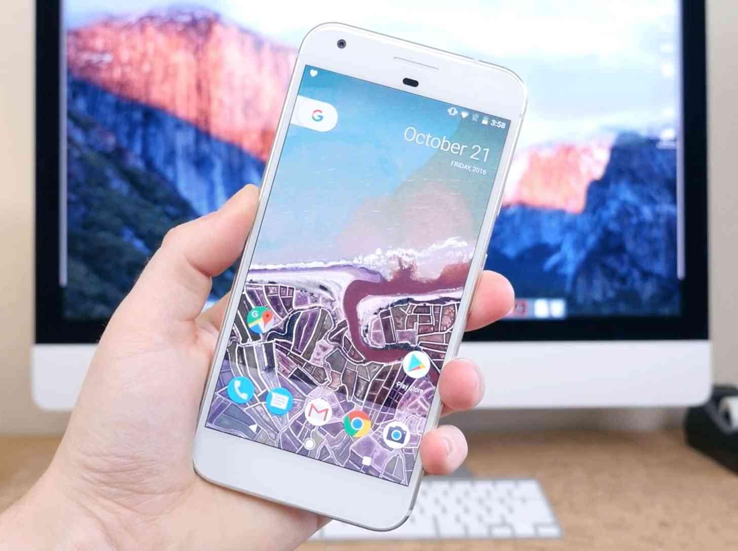 Google Pixel XL hands-on video