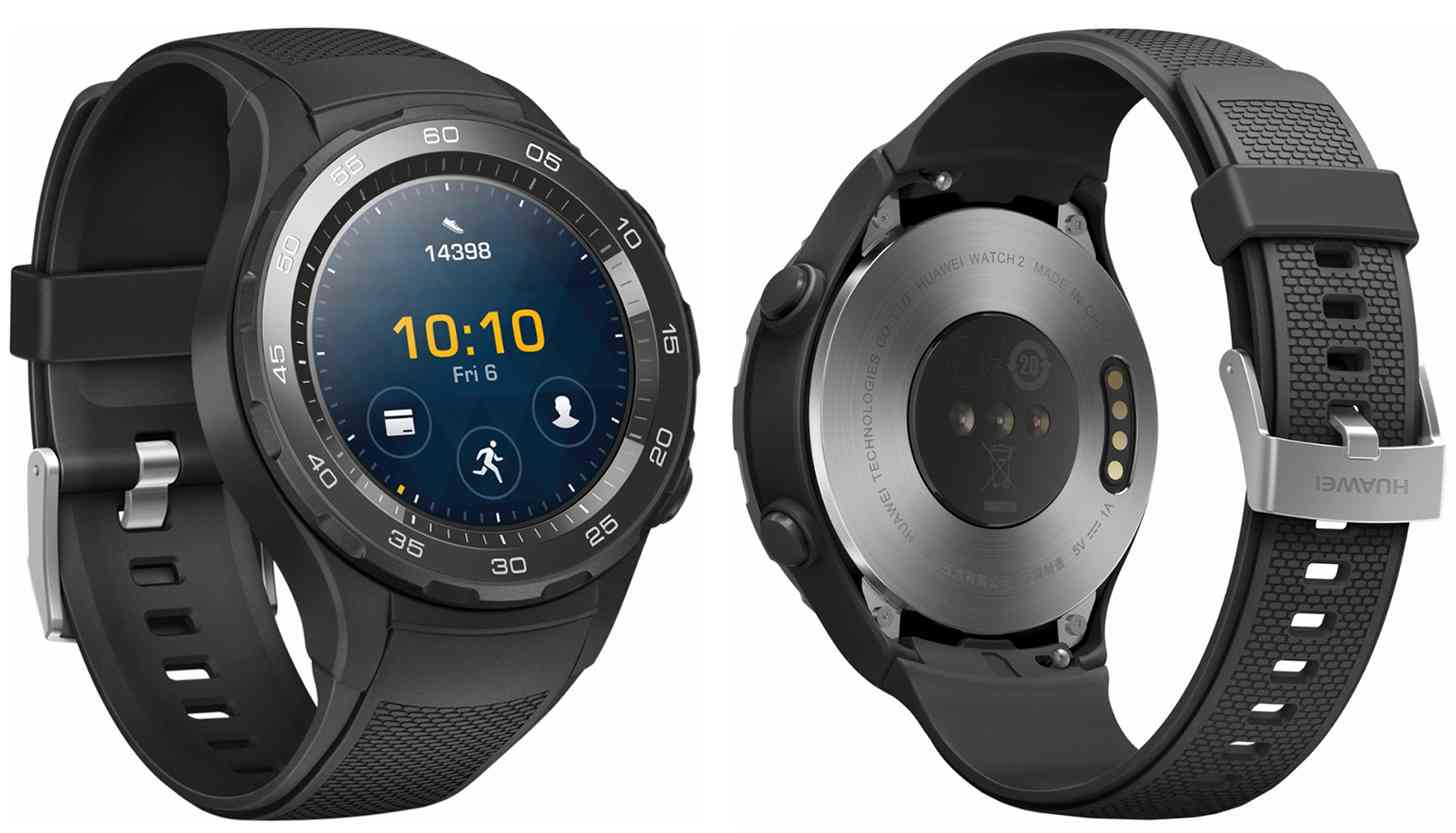 Huawei Watch 2 launching in the US today