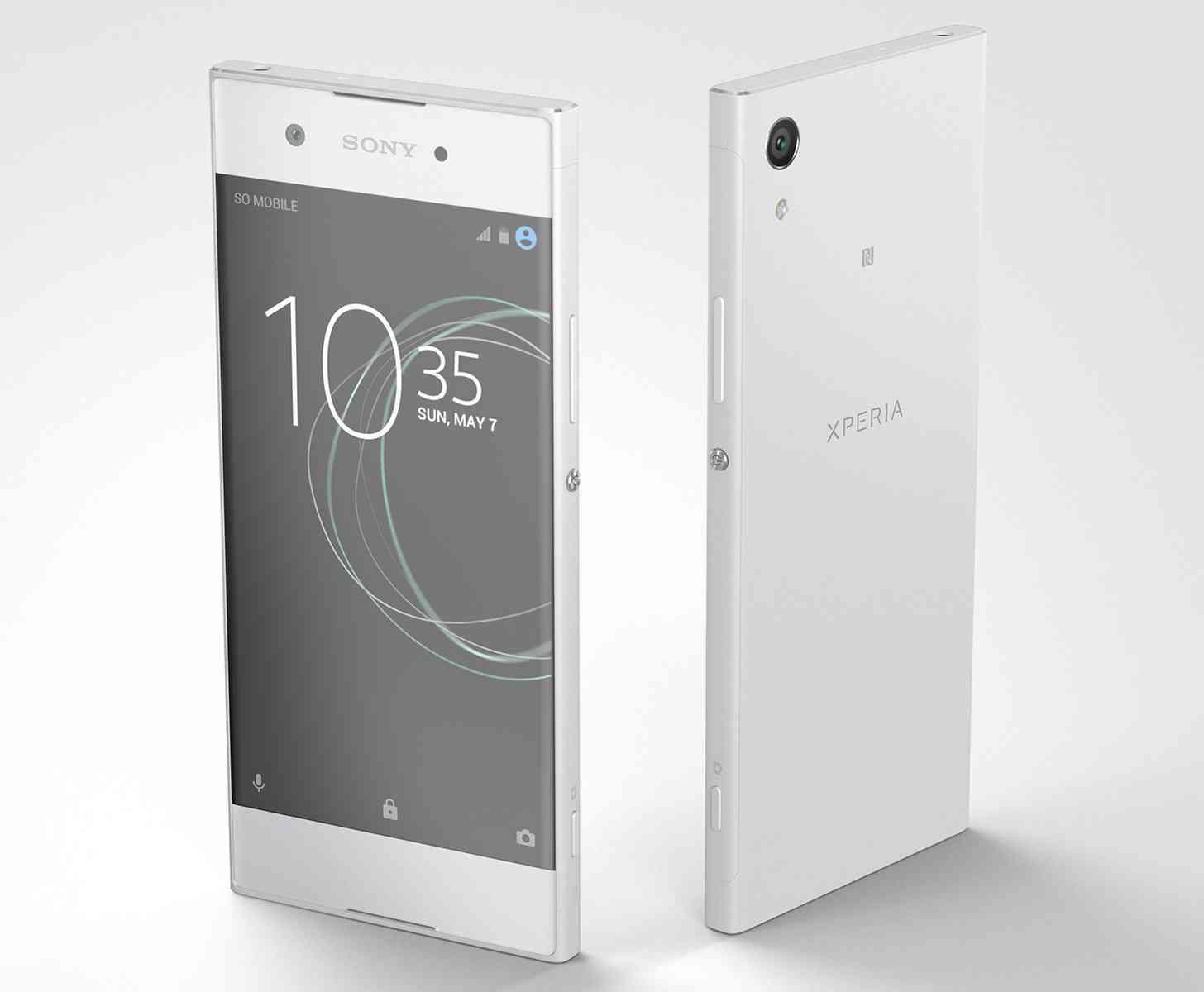 Sony Xperia XA1 official