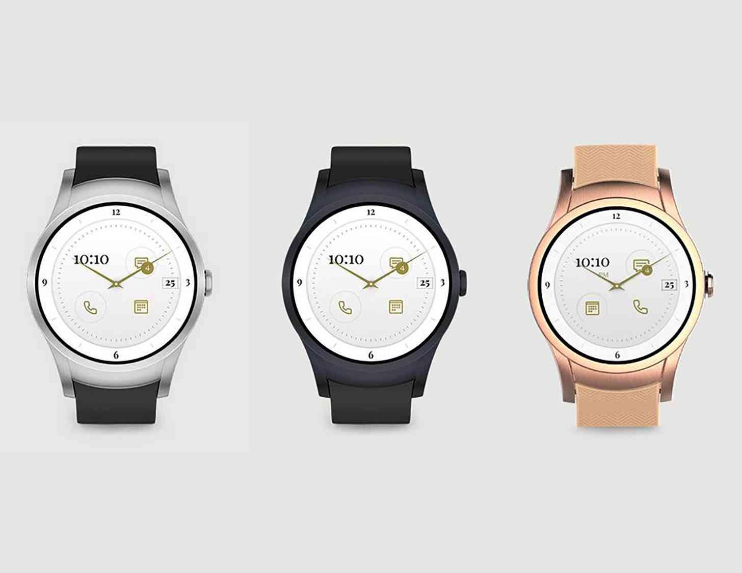Verizon Wear24 Android Wear 2.0 smartwatch