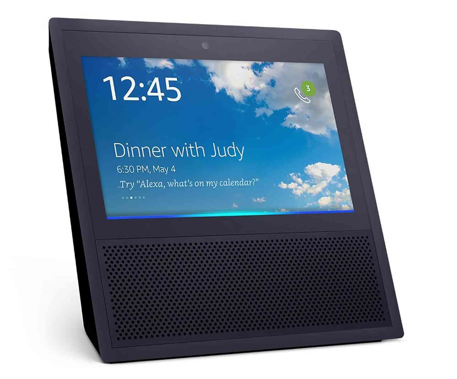 Amazon Echo Show official black