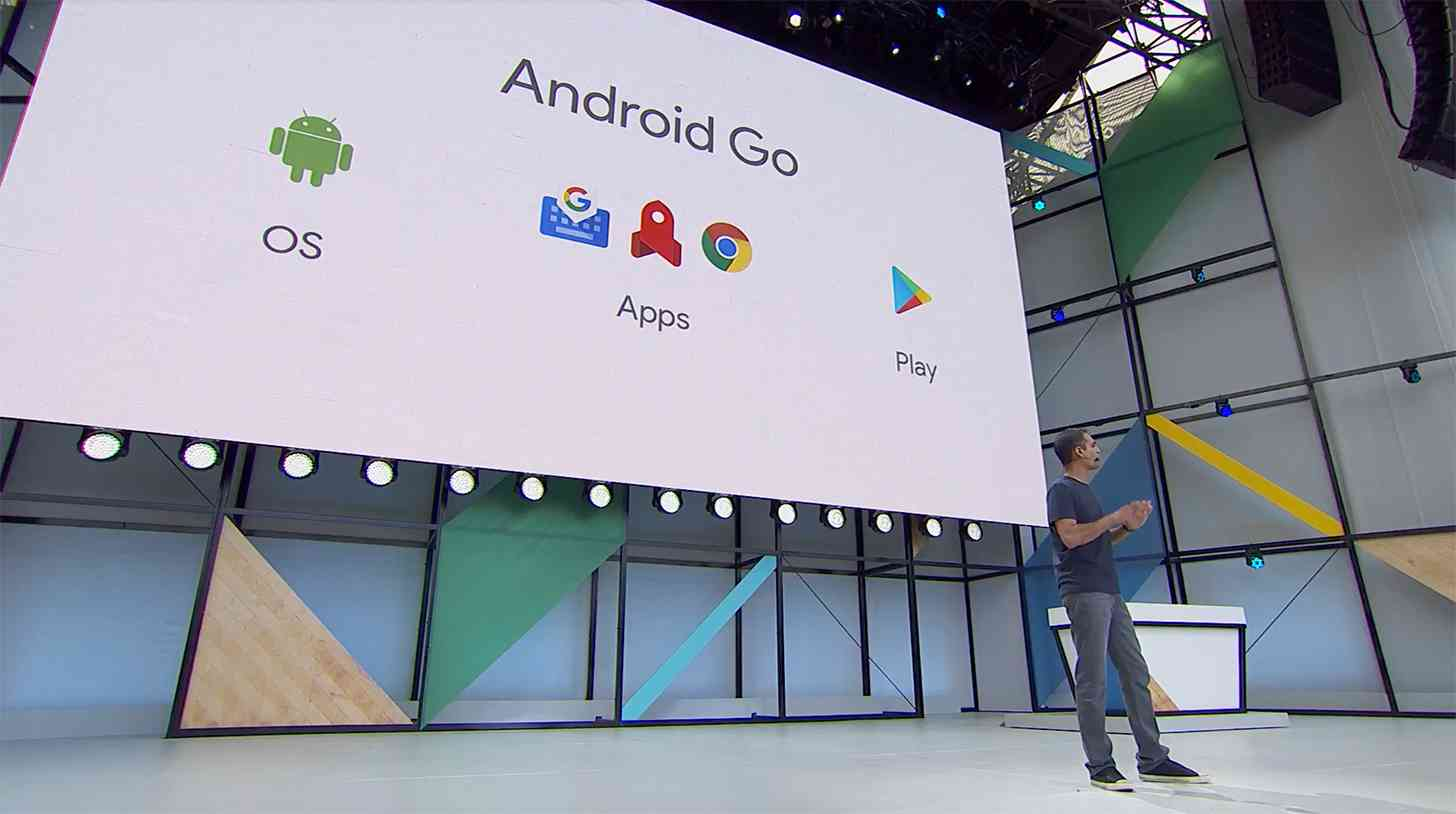 Android Go announcement Google I/O 2017