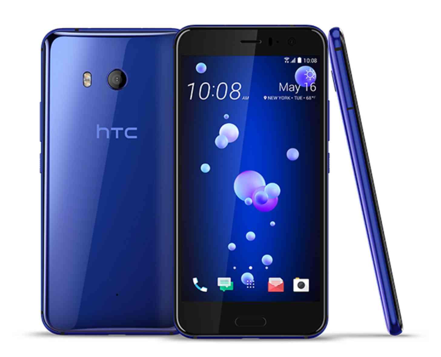 HTC U11 official blue