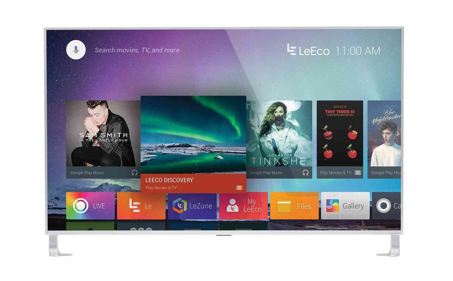 LeEco smart TV