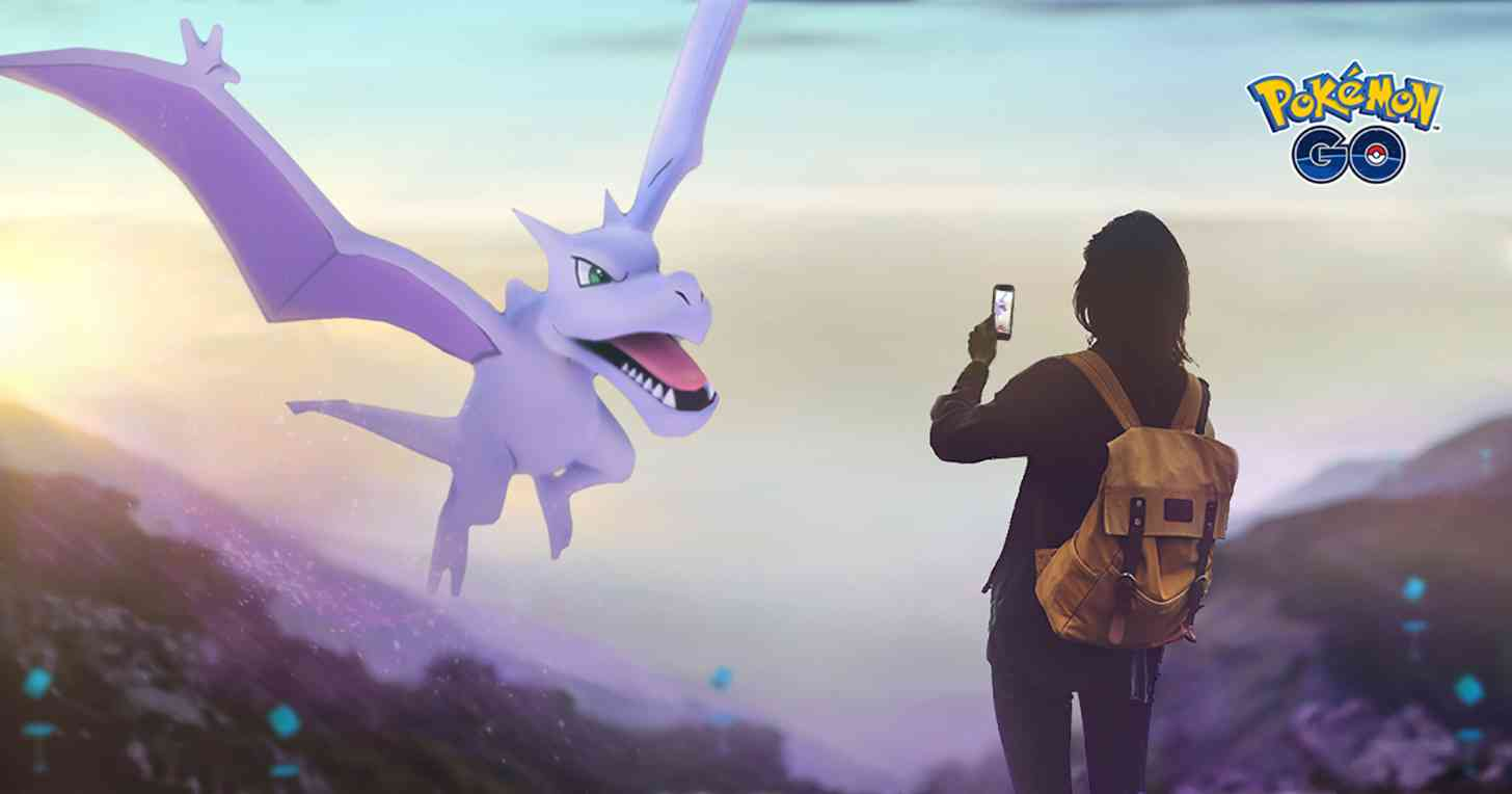 Pokémon Go Adventure Week