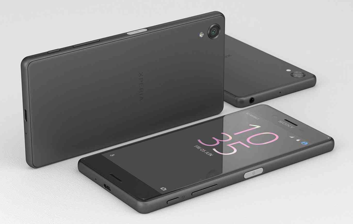 Sony Xperia X official