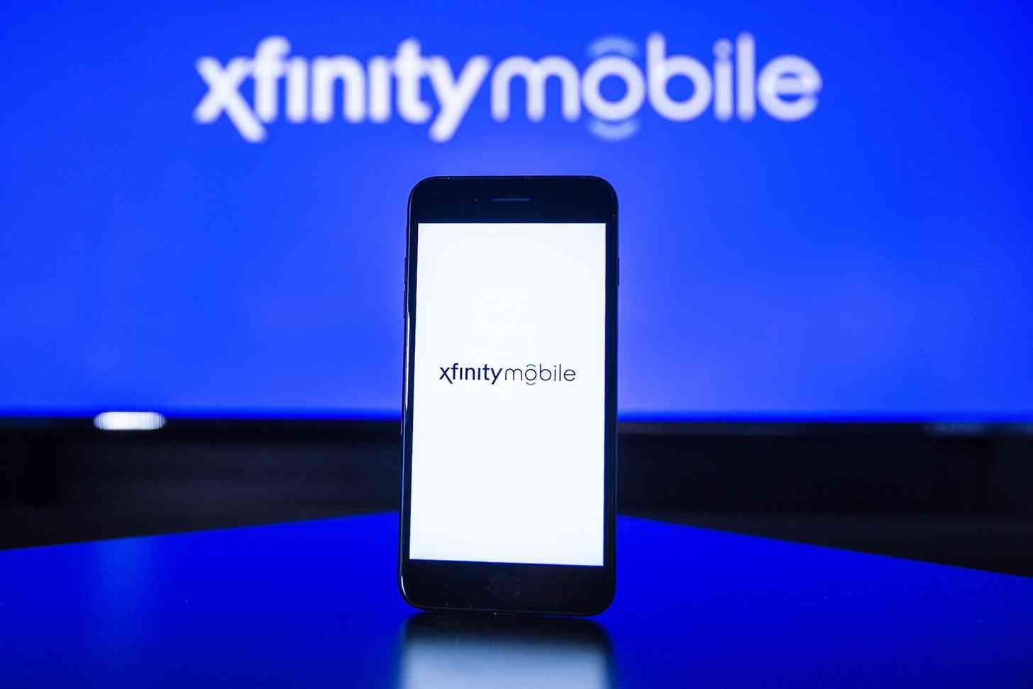 Xfinity Mobile official logo