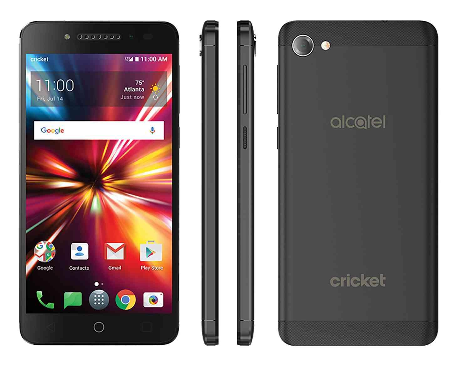 Alcatel Pulsemix Cricket Wireless official