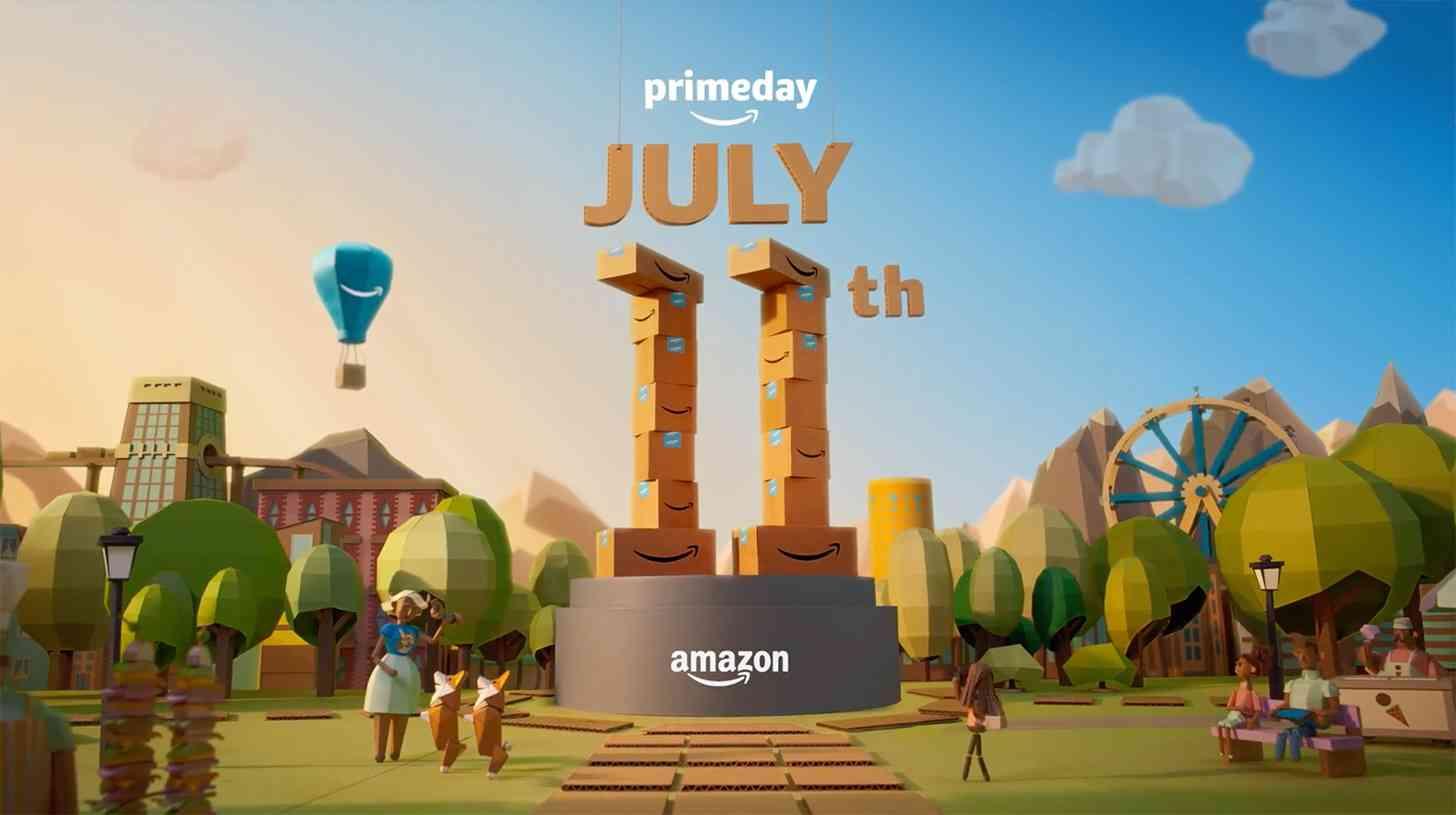 Amazon Prime Day 2017 logo