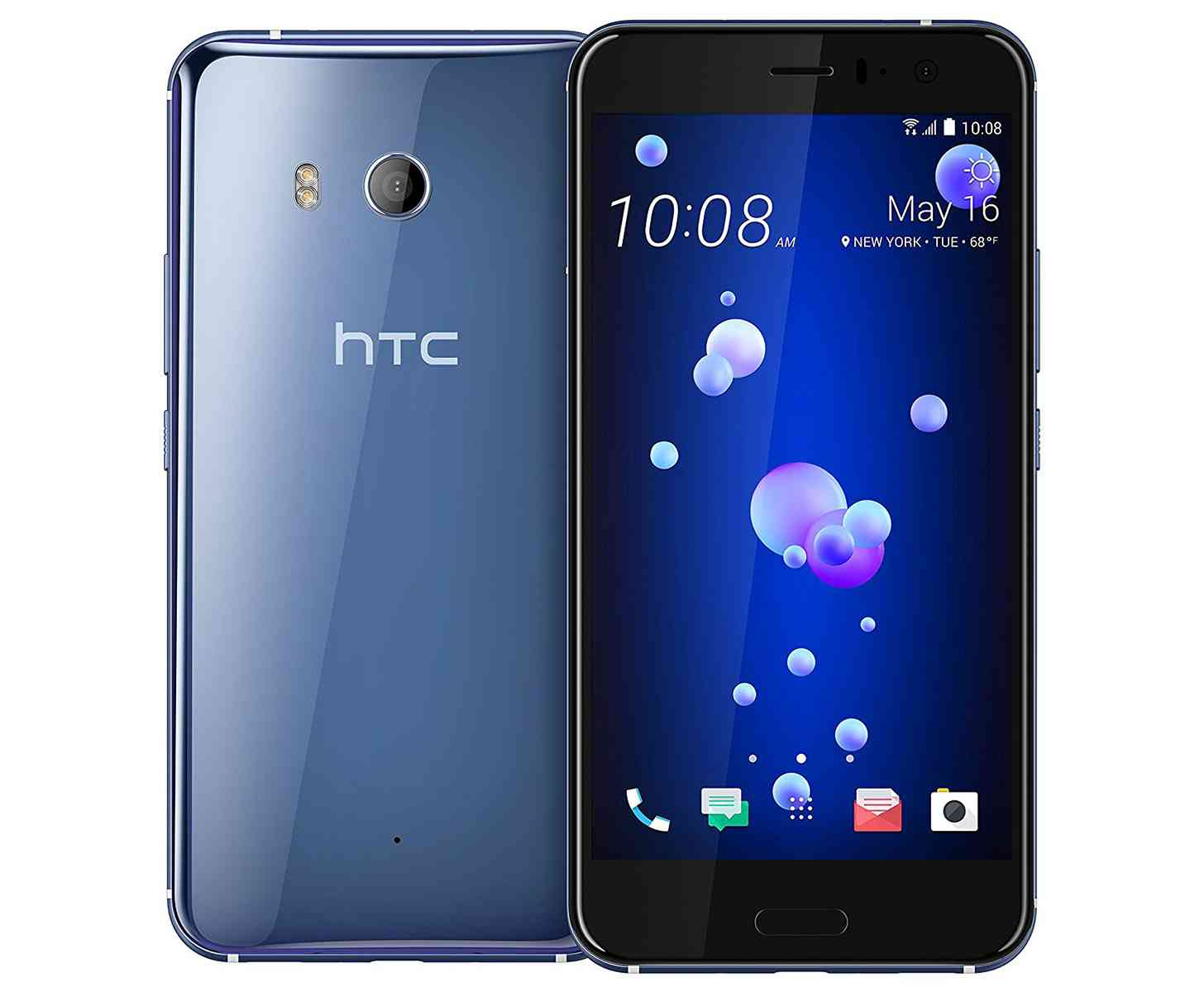 HTC U11 official Amazing Silver