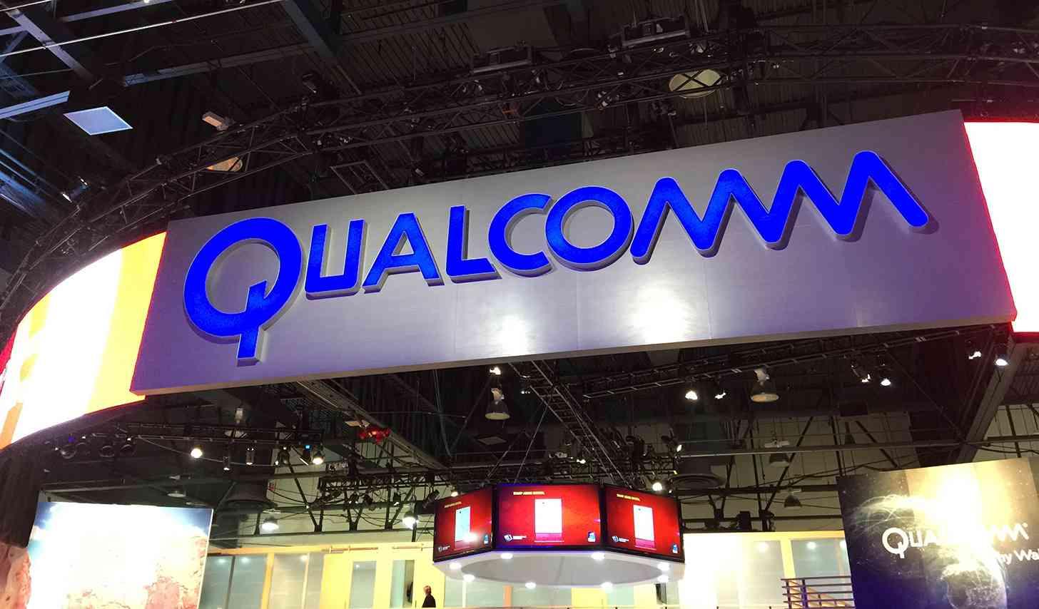 Qualcomm CES 2015 booth