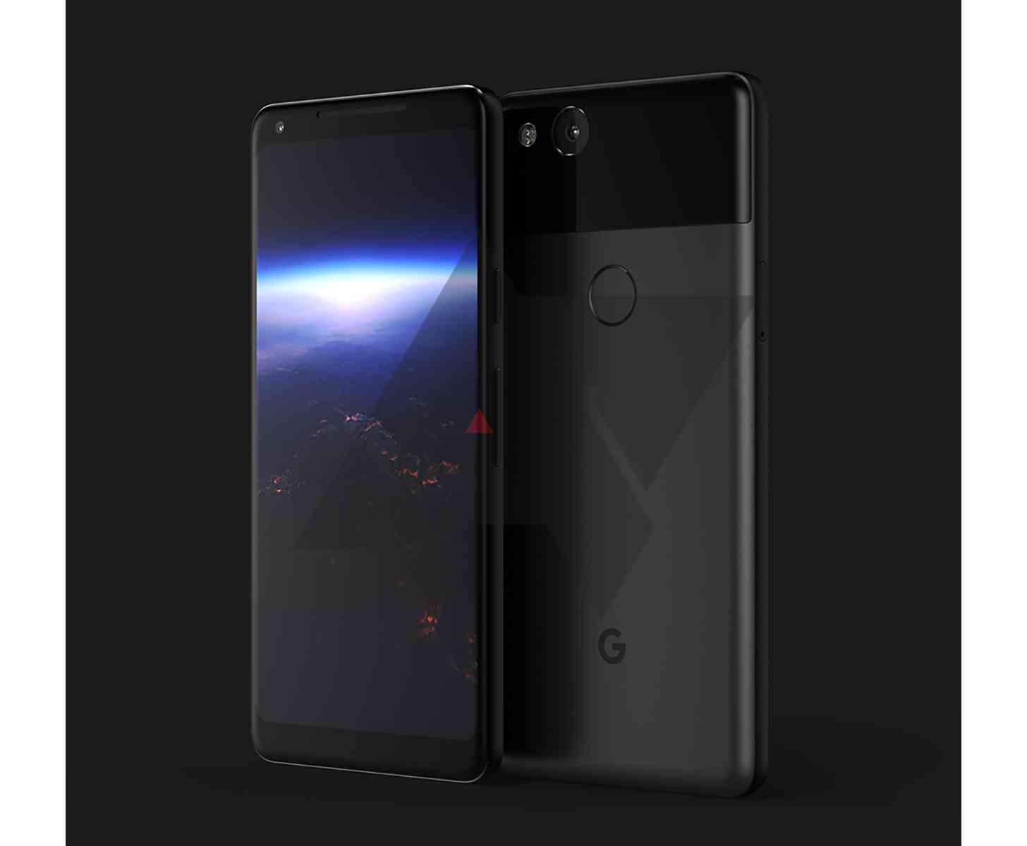 Google Pixel XL 2017 image leak