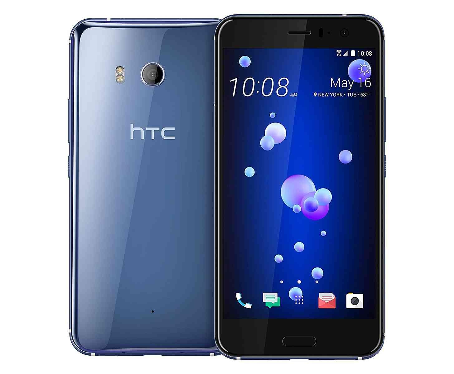 HTC U11 Amazing Silver