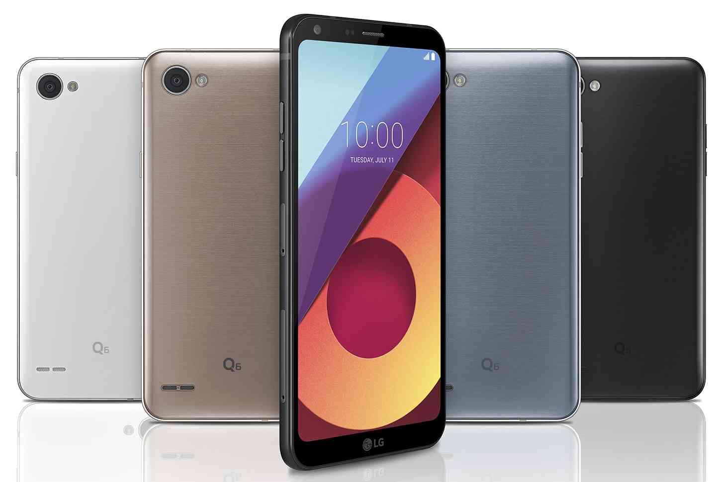 LG Q6 official