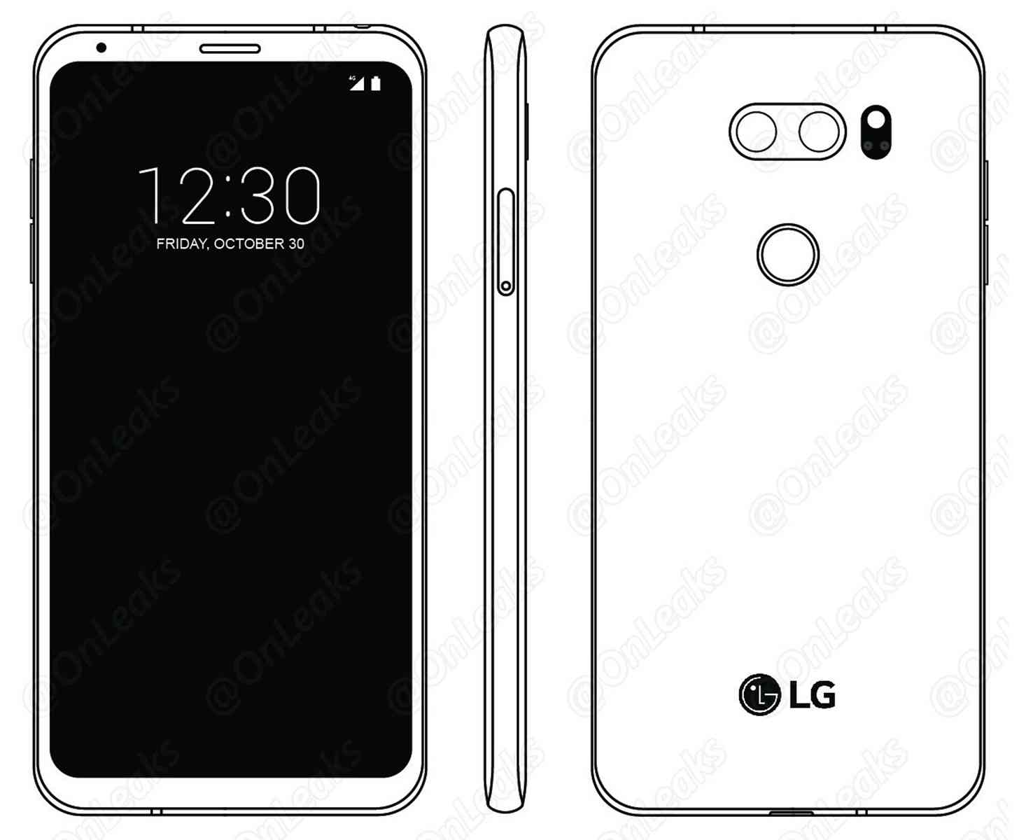 LG V30 image leak