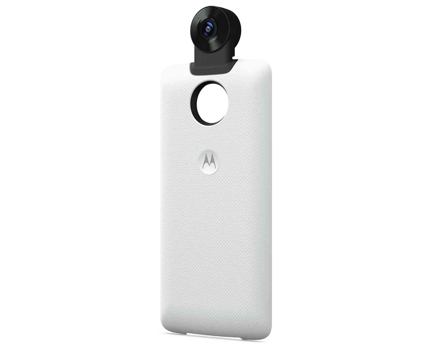 Moto 360 Camera Mod official