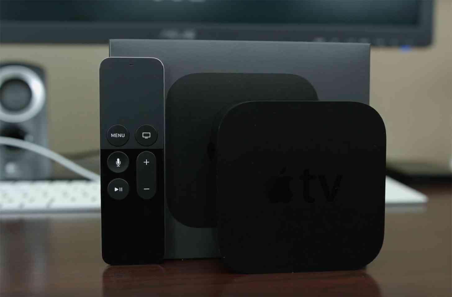 Apple TV hands-on video