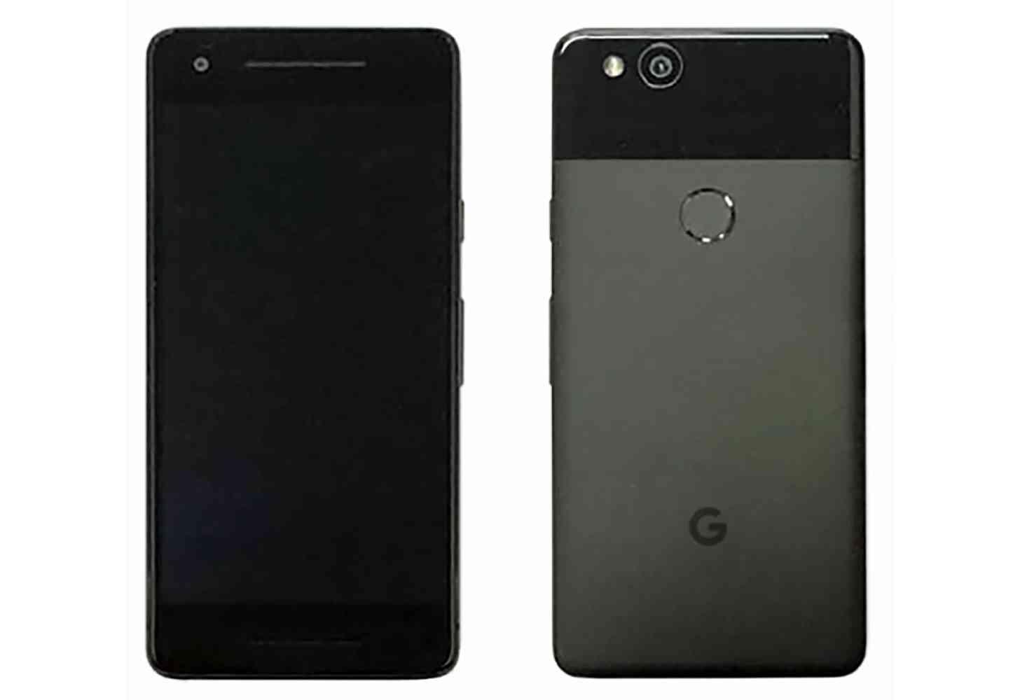 Google Pixel 2 image leak
