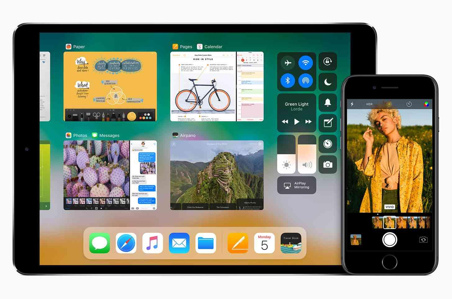 iOS 11 iPad iPhone official