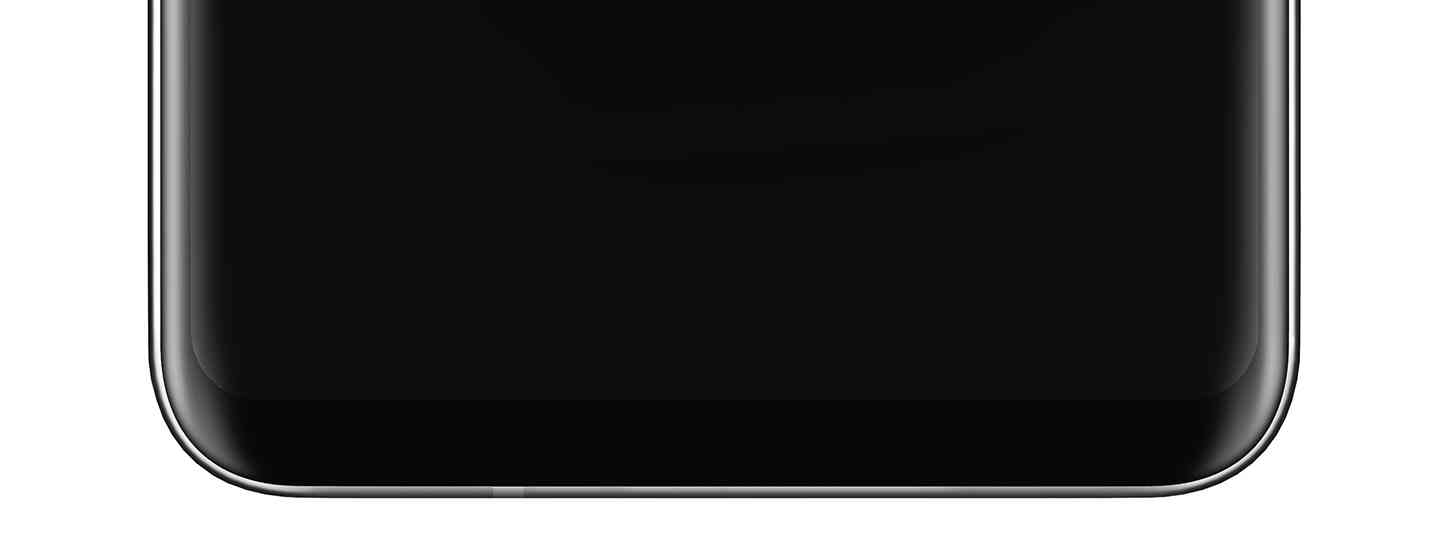 LG V30 OLED display teaser