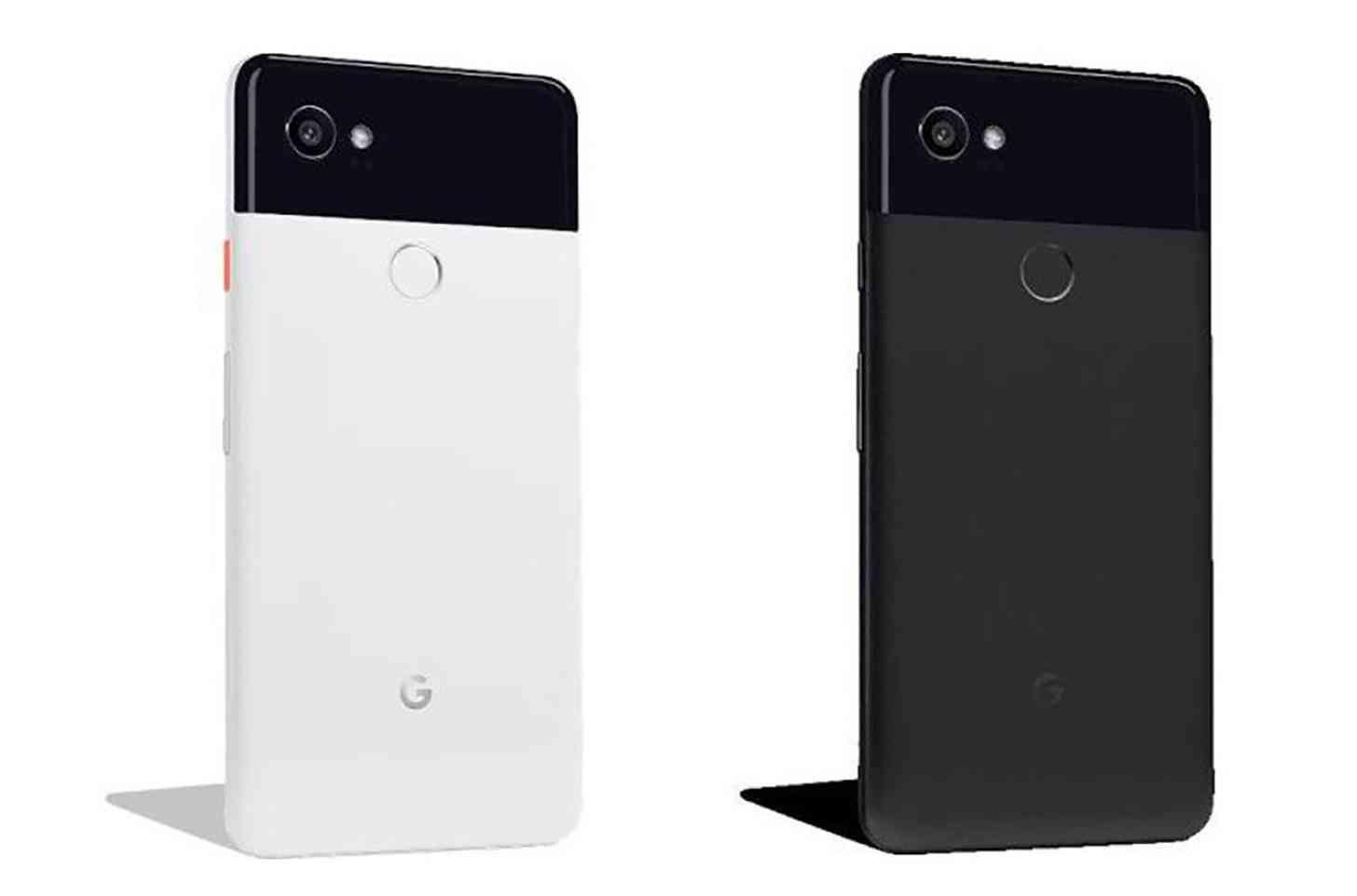 Google Pixel 2 XL color options leak
