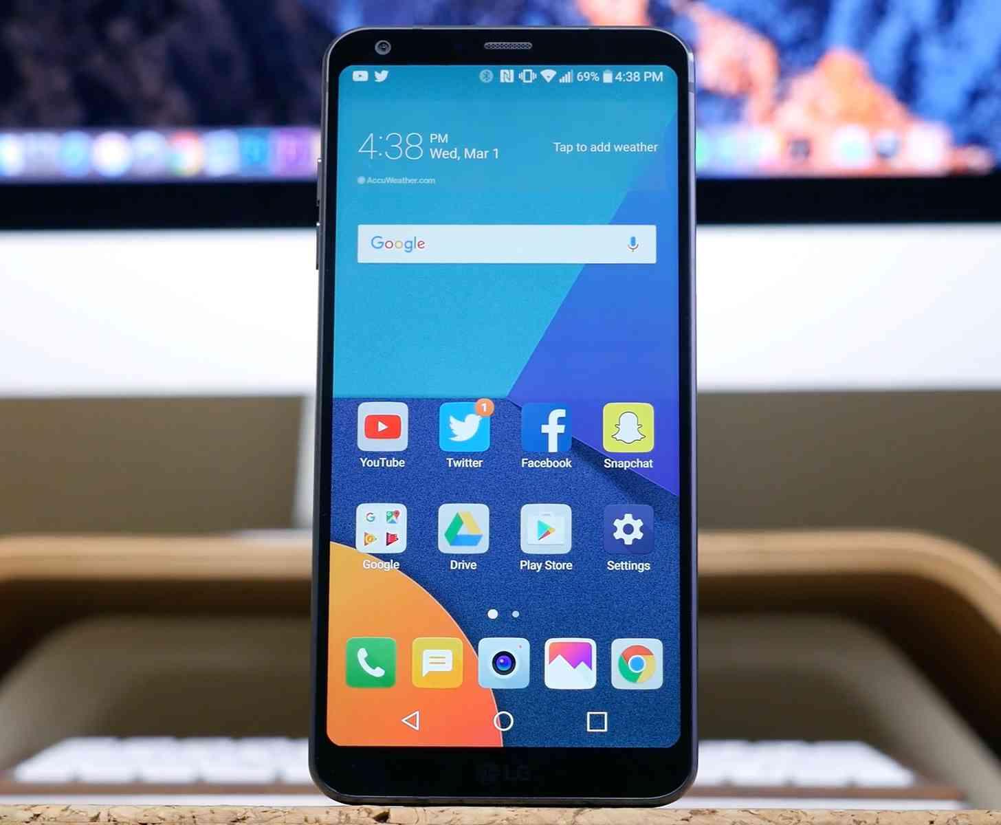 Unlocked LG G6 sale knocks $230 off regular price | PhoneDog
