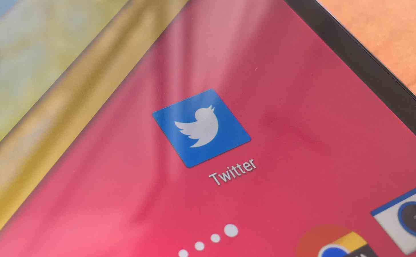 Twitter app Android icon