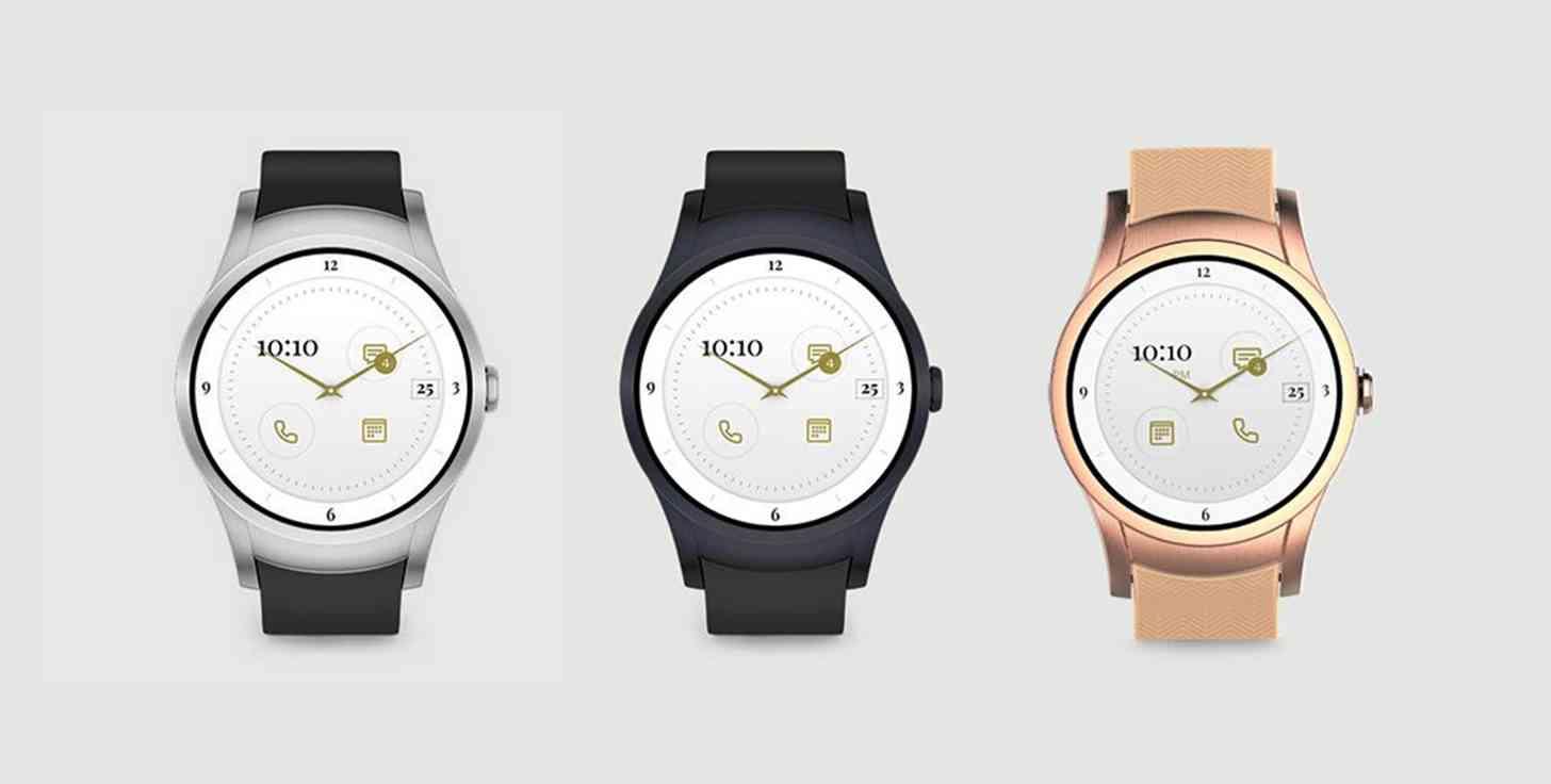 Verizon Wear24 Android Wear smartwatch