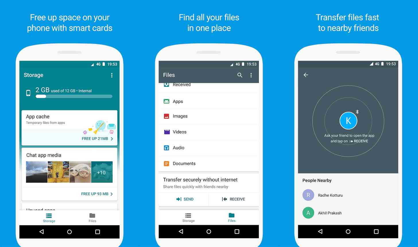 how to delete google apps android