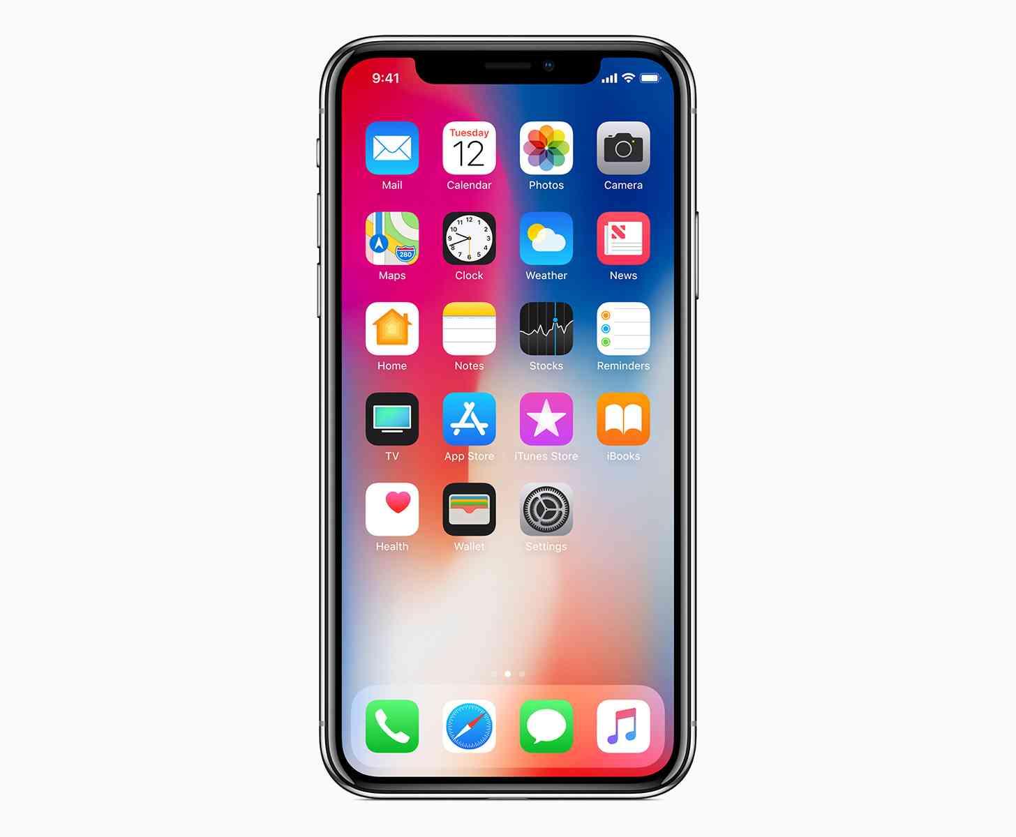 Iphone X Unresponsive