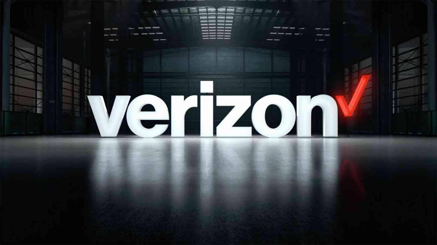 New Verizon Logo Large