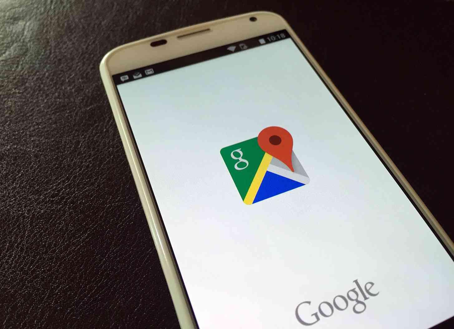 Google Maps Moto X