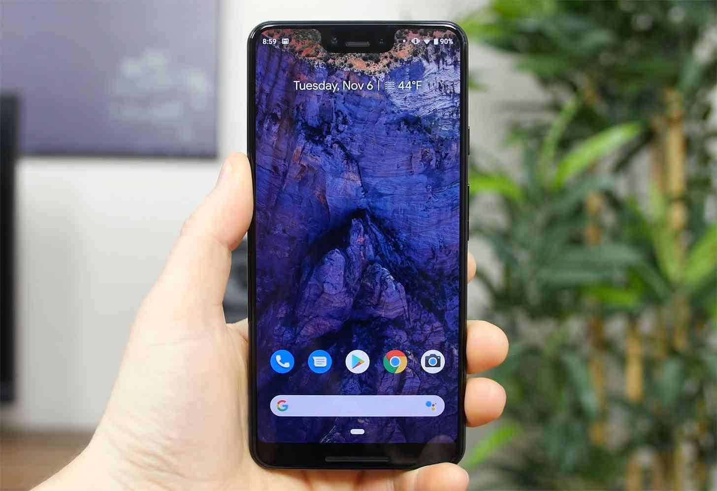 Google Pixel 3 XL hands-on