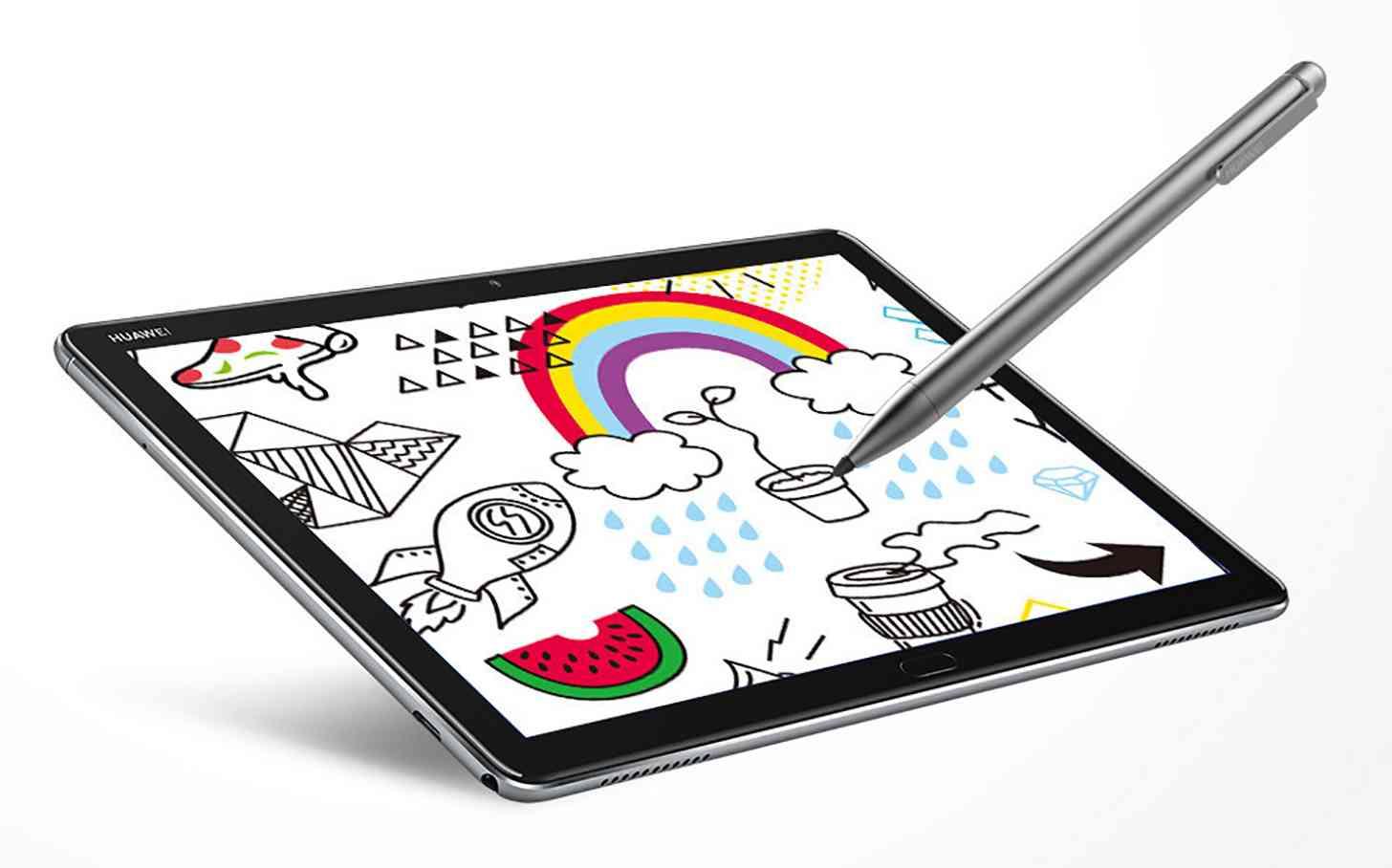 Huawei MediaPad M5 Lite tablet official