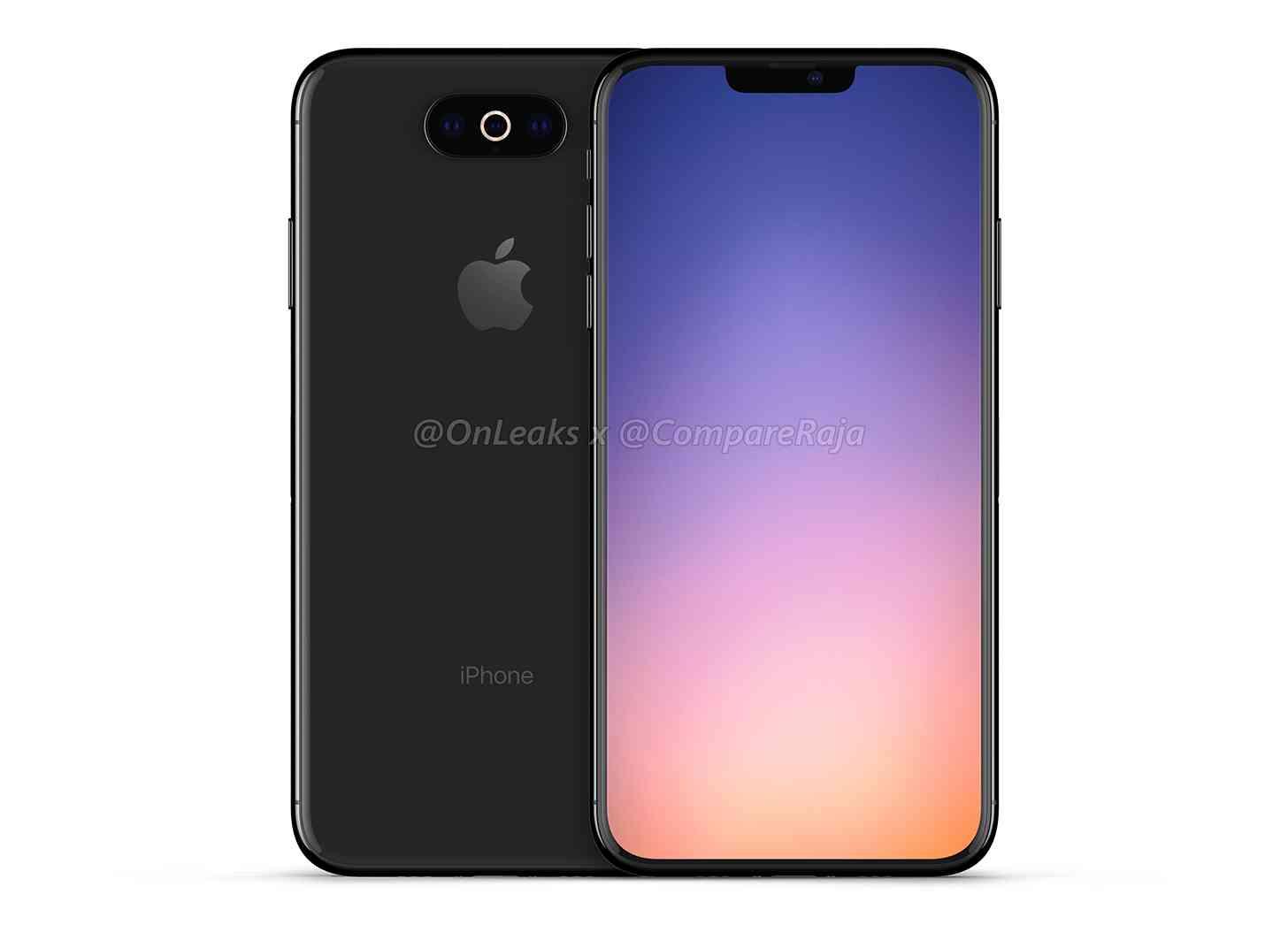 Iphone Xi 11 Design Leak