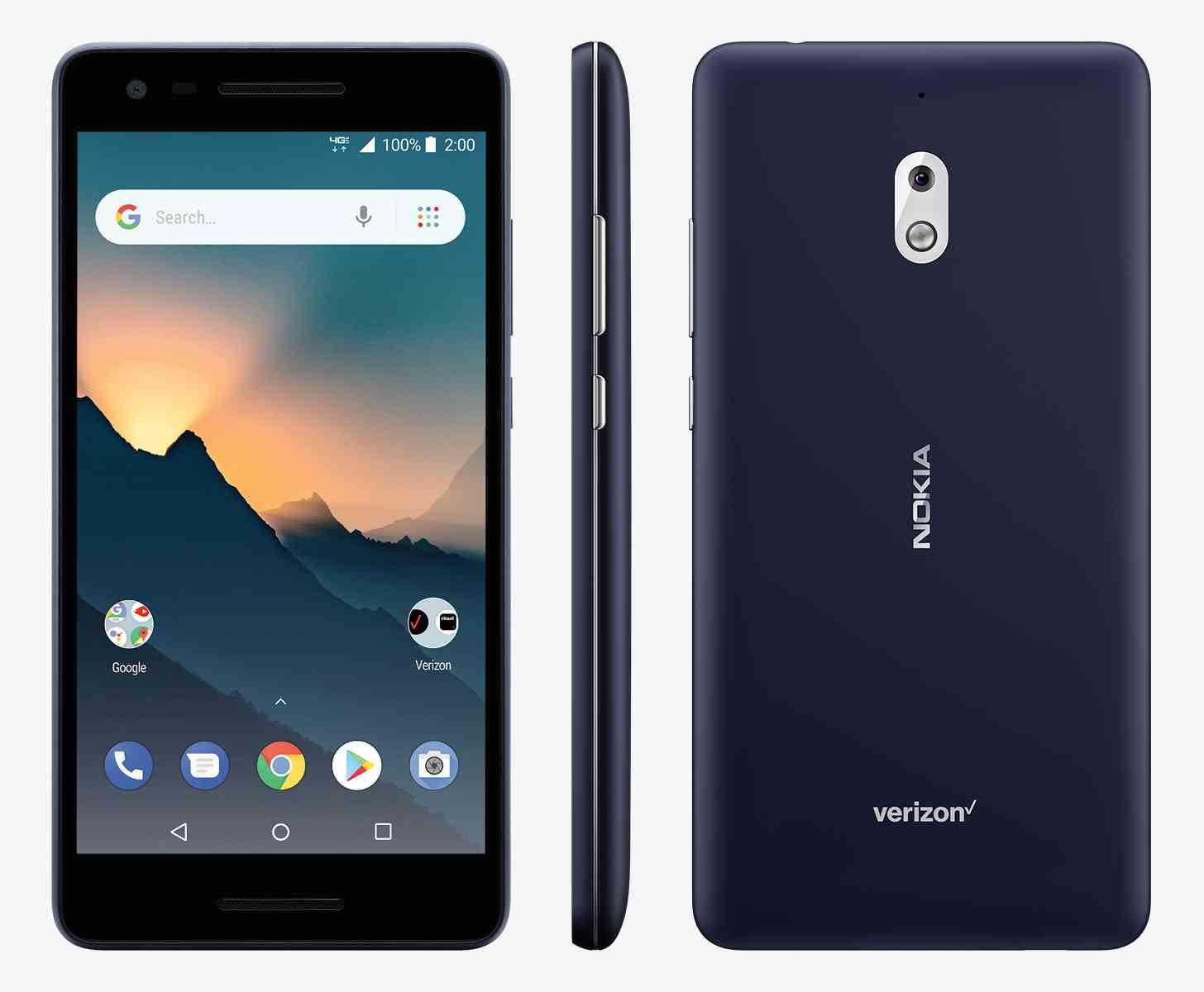 Nokia 2 V Verizon