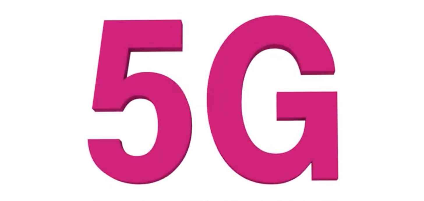 T-Mobile 5G logo