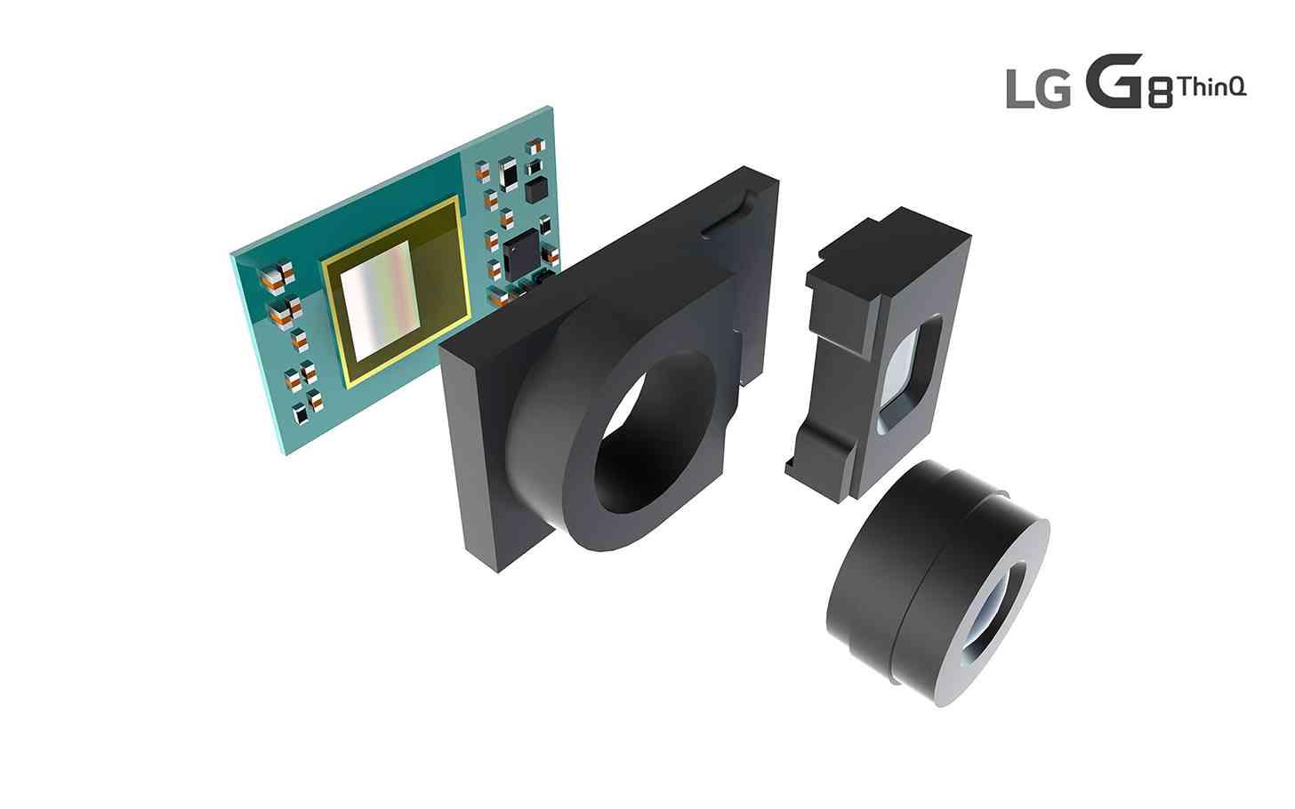 LG G8 ThinQ ToF camera