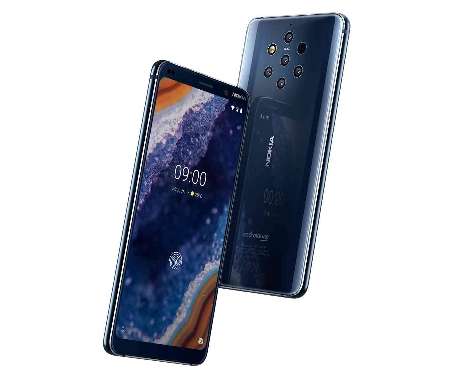 Nokia 9 PureView official