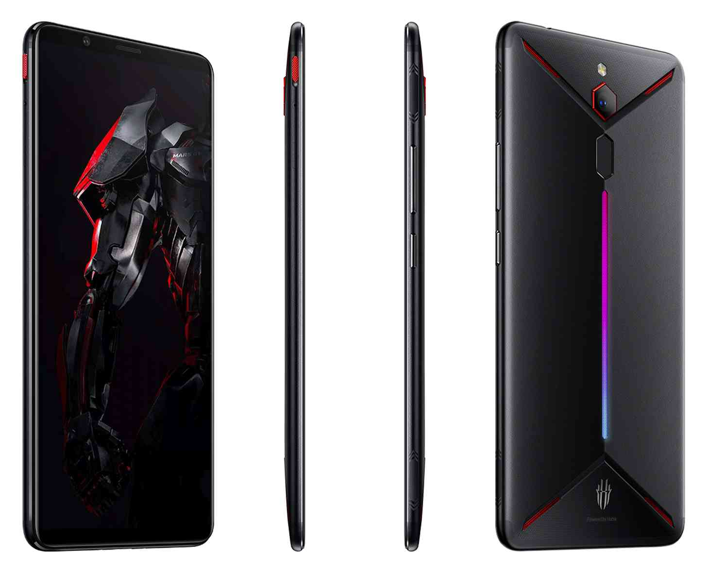 Nubia Red Magic Mars gaming phone