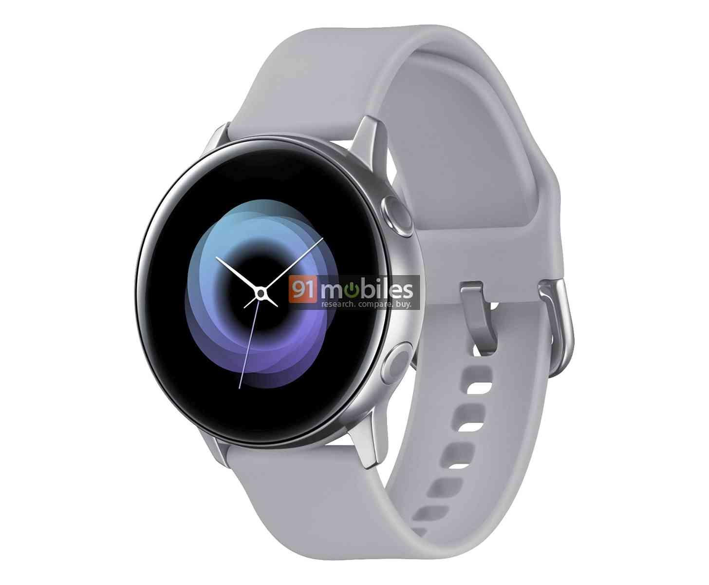 Samsung Galaxy Sport smartwatch leak